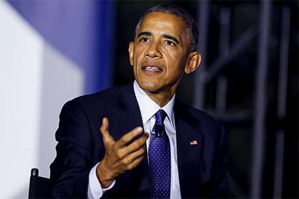 Обама пожаловался на коррупцию в МОК и ФИФА
