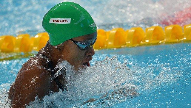 Аткинсон установила рекорд мира на дистанции 50 метров на короткой воде