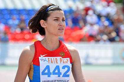 МОК лишил российскую легкоатлетку Чичерову бронзовой медали ОИ-2008 в Пекине
