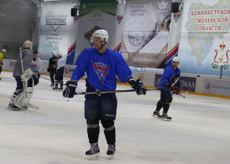 Смоленский «Славутич» усилился хоккеистом с опытом КХЛ