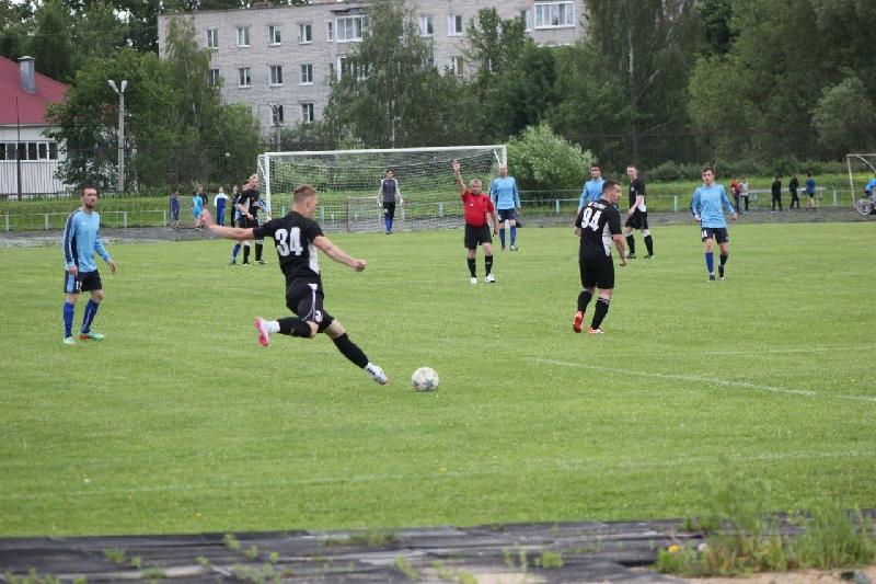 Футболисты «Автодора» стали чемпионами Смоленской области
