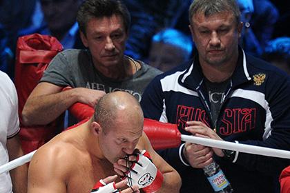 Тренер Федора Емельяненко оказался в больнице