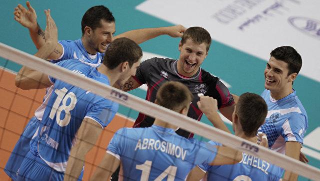 Попытка номер пять: волейболисты «Зенита» постараются выиграть ЧМ