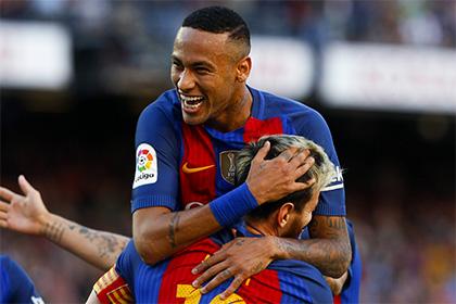 «Барселона» решила продлить контракт с Неймаром