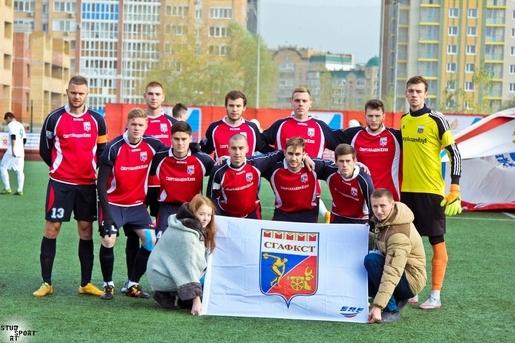 Дублеры смоленского ЦРФСО успешно выступают на чемпионате Национальной студенческой футбольной лиги
