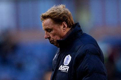 Английский футбольный тренер на автомобиле протащил жену по асфальту