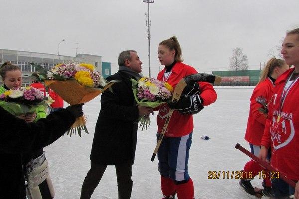Смолянка выиграла чемпионат России по хоккею с мячом