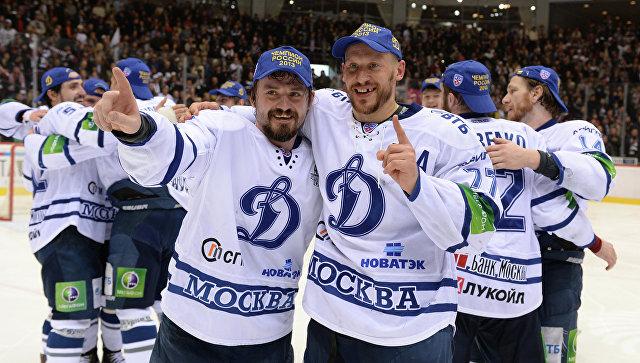 Хоккеисты «Динамо» обыграли ЦСКА