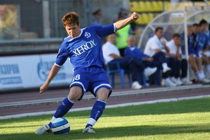 Бывшего футболиста «Динамо» поймали с наркотиками