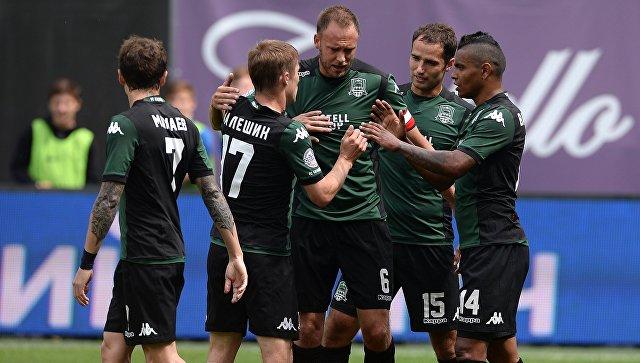 Футболисты «Краснодара» сыграли вничью в домашнем матче РФПЛ с «Оренбургом»