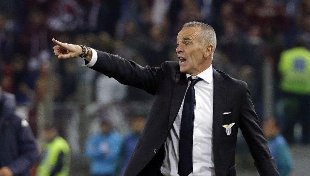 Стефано Пиоли стал главным тренером футбольного клуба «Интер»