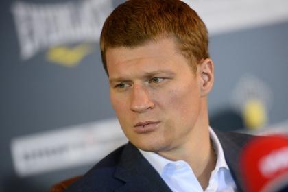 WBC подтвердил дату следующего боя Поветкина