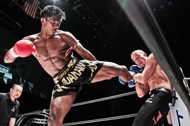 Какой должна быть экипировка для тайского бокса