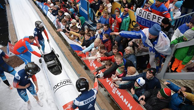 В канадском Уистлере стартует сезон Кубка мира по бобслею и скелетону