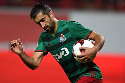 Семин выгнал Самедова из основного состава «Локомотива»