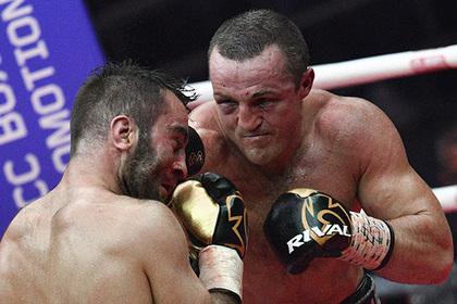 Лебедев обратился в больницу после боя с Гассиевым