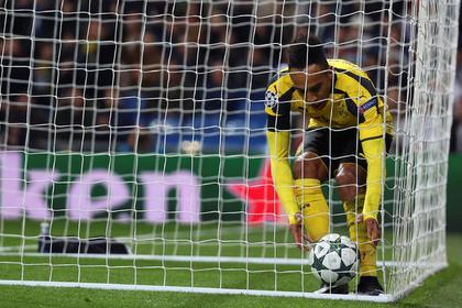 Дортмундская «Боруссия» установила рекорд Лиги чемпионов