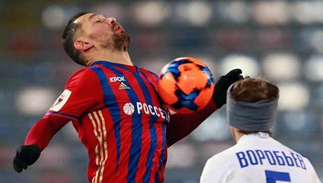 Голы Натхо и Игнашевича принесли ЦСКА победу над «Оренбургом» в матче ЧР