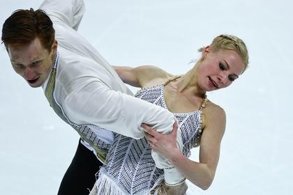 Россияне Тарасова и Морозов победили в финале Гран-при в парном фигурном катании