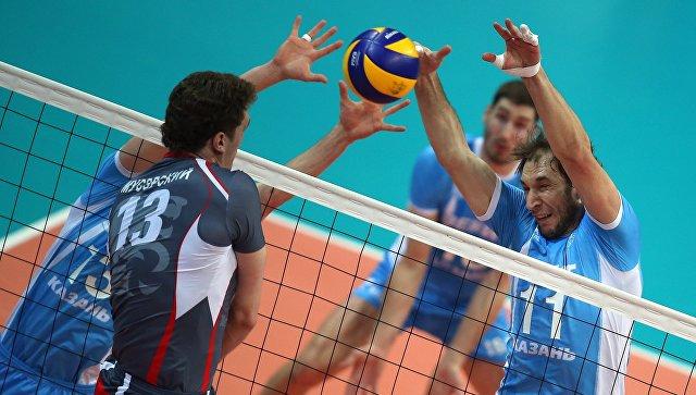 В Сургуте стартует «Финал шести» КР по волейболу среди мужских команд