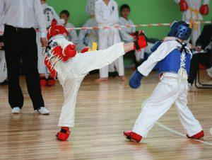Юные смоленские тхэквондисты завоевали медали в городе Иваново