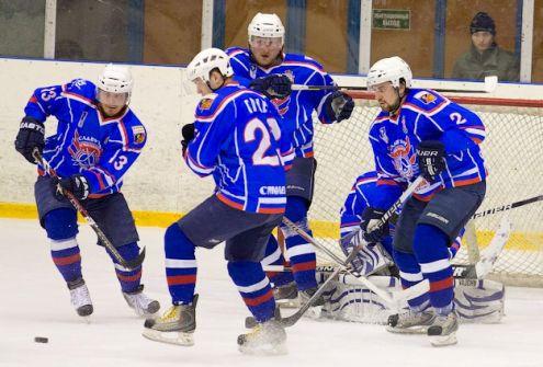 Смоленский «Славутич» лишился двух домашних матчей