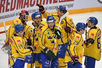 Сборная Швеции досрочно победила на Кубке Первого канала