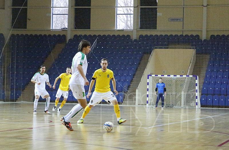 Смоленский «Автодор» забил 15 голов липецкому ЛГТУ и вернулся на первое место
