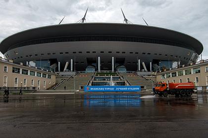 Стадион «Крестовский» официально перейдет во владение «Зенита» в январе