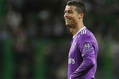 Роналду признали лучшим игроком клубного чемпионата мира