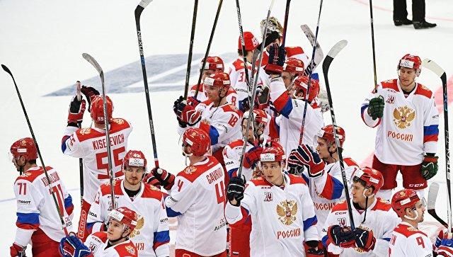 Не на Первом: российские хоккеисты стали вторыми на домашнем этапе Евротура