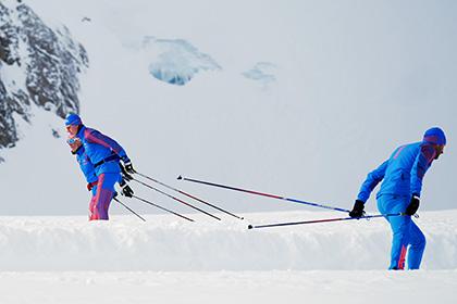 Международная федерация лыжного спорта отстранила шесть россиян от соревнований