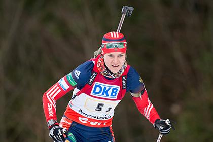 Биатлонистка Старых вернулась в сборную России после дисквалификации за допинг