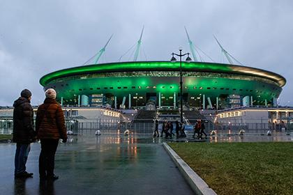 Подрядчик заявил о завершении строительства стадиона «Зенита»