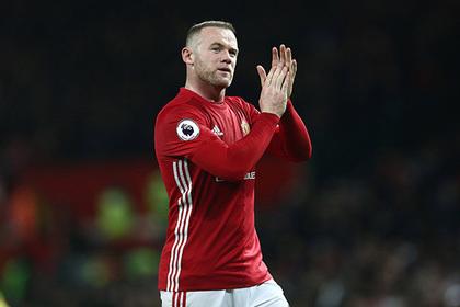 Китайский клуб предложил Руни миллион фунтов в неделю