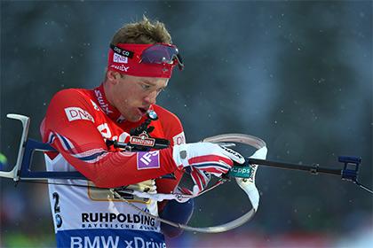 Олимпийский чемпион из Норвегии подхватил неизвестную болезнь