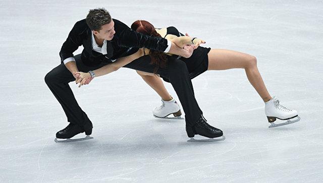 Боброва/Соловьев стали вторыми в короткой программе в танцах на льду на ЧЕ