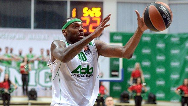 Баскетболисты казанского УНИКС потерпели третье поражение подряд в Евролиге