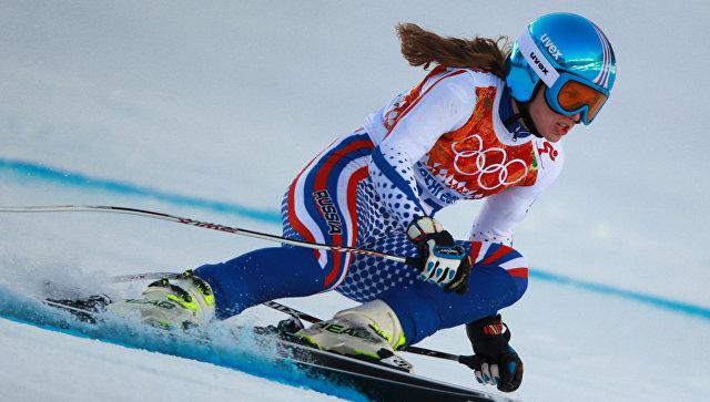 Российская горнолыжница Яковишина выиграла первое золото Универсиады-2017