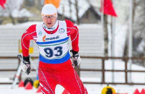Полицейский из Смоленска вошёл в тройку лучших на первенстве ЦФО по лыжным гонкам