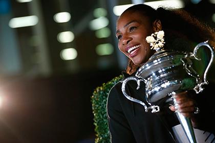 Серена Уильямс вернулась на первую строчку рейтинга WTA