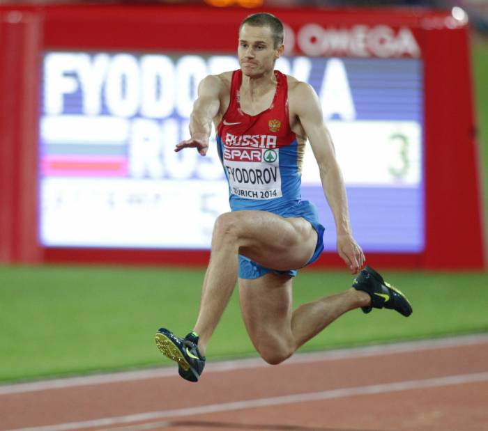Смоленский легкоатлет Алексей Федоров вошел в пул допинг-тестирования IAAF