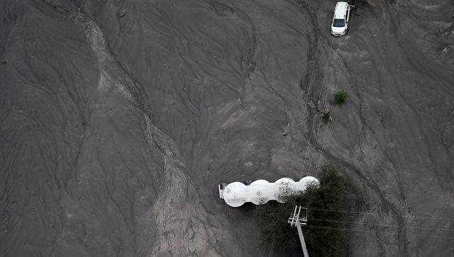 Девятый этап «Дакара»-2017 отменен из-за «гигантского оползня»