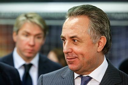 Мутко назвал ложью заявления о существовании в России допинговой системы