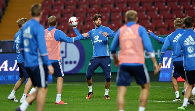Россия сохранила 56 место в рейтинге Международной федерации футбола
