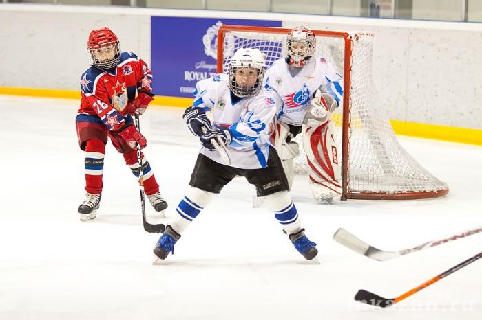 Юные смоленские хоккеисты примут участие в первенстве России