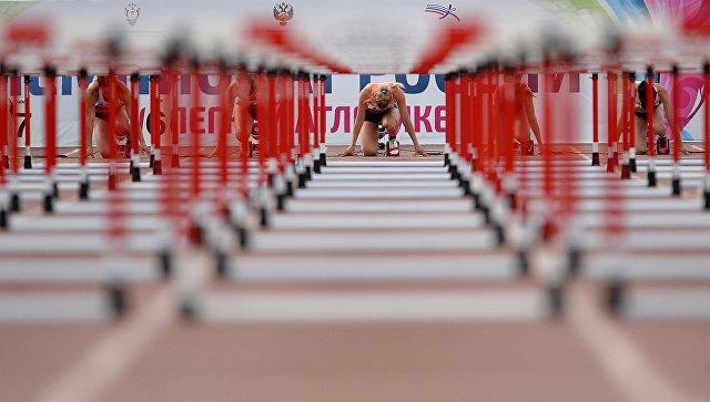 ВФЛА расследует факт снятия спортсменов с соревнований в Оренбурге