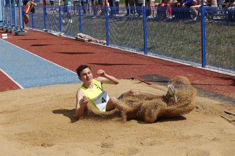 Сборная Смоленской области – в пятерке лучших по итогам чемпионата ЦФО по легкой атлетике