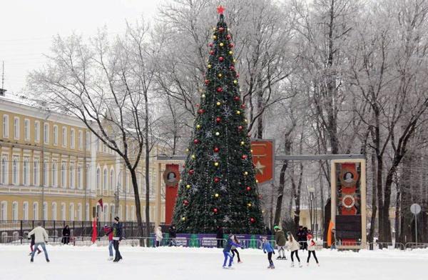 В Смоленской области Новый год стартует с декады спорта