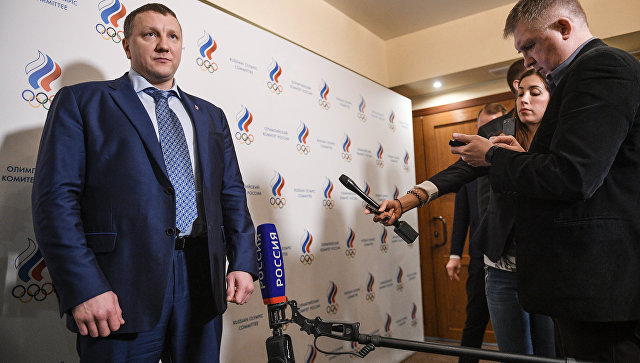 Рубежной возглавил Федерацию бокса России